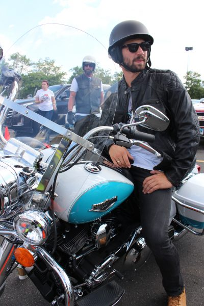 Michiel on Harley - 2