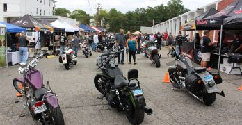 Rare Indian At Doc's Motorcycle Parts Show