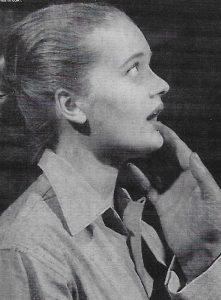 "Florence Henderson in ""Fanny"""