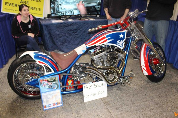 Patriots bike copy
