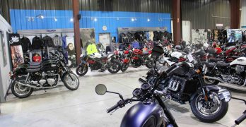 Two Fewer Triumph Stores In New England