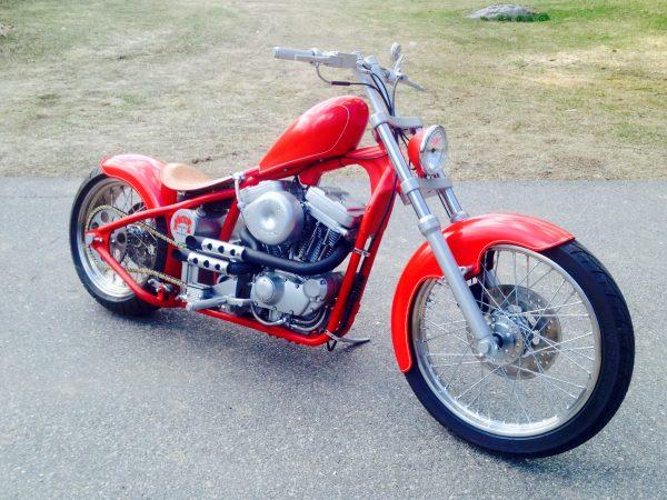 1989 Harley-Davidson Sportster - Courtesy of Eric Pleil
